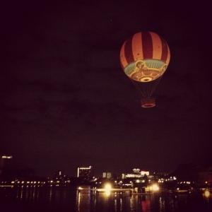 Balloon Ride in DD