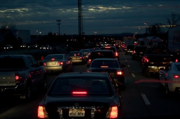 More Virginia Traffic