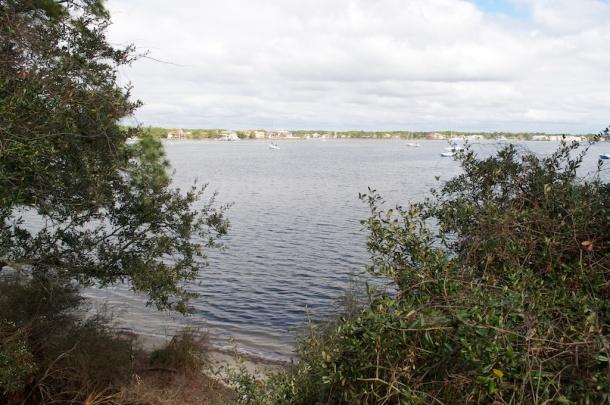 Backyard lagoon