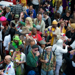The Madness of Mardi Gras