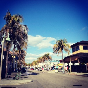 Ft Myers Beach Town