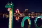 Downtown Disney Dragon