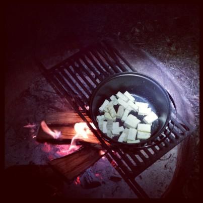 Fire Roasted Tofu