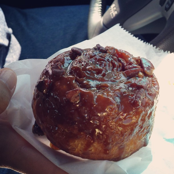 Sticky Buns from Old Town Bakery